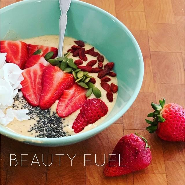 beauty breakfast